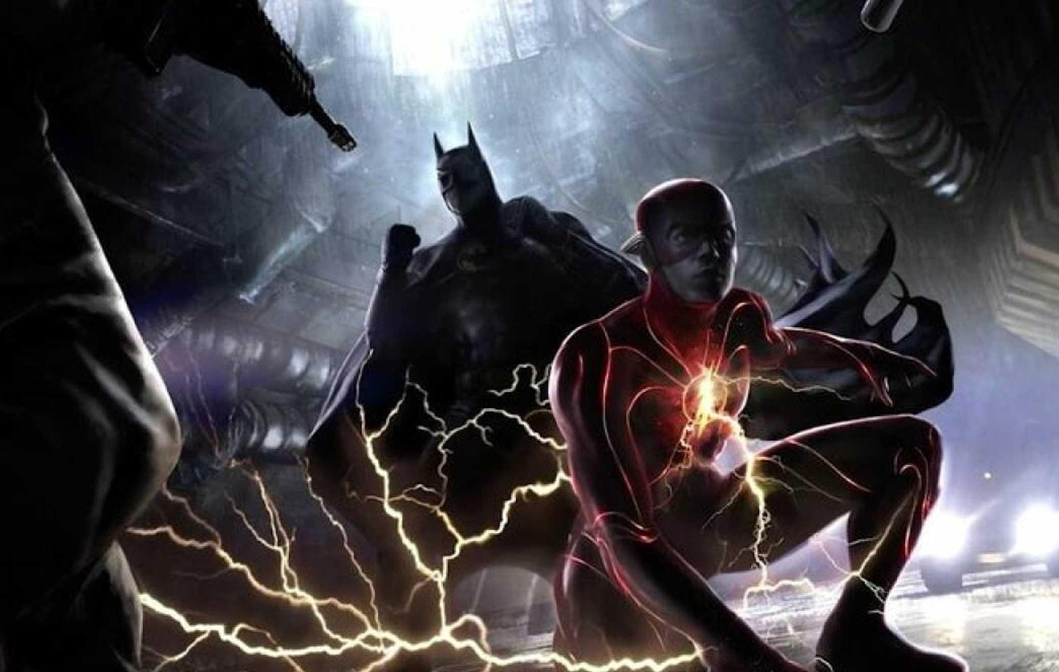 (Imagem de divulgação do filme do Flash. Reprodução: DC/ Warner Bros.)