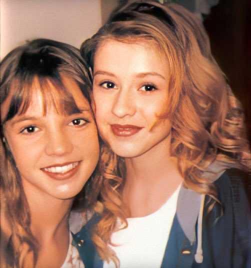 Britney e Christina