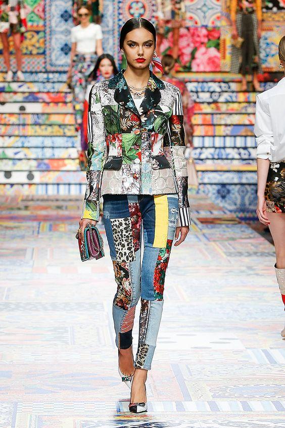 Foto reprodução (site Dolce & Gabbana)