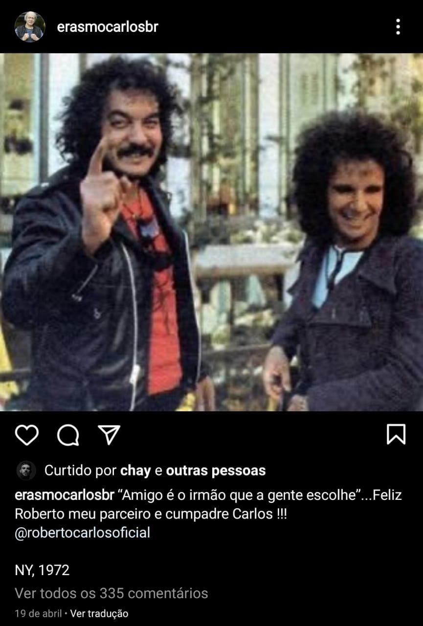 Erasmo Carlos e Rberto