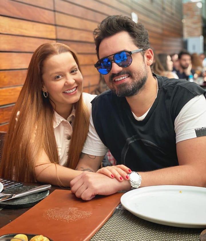 Cantores Maira e Fernando Zor voltaram. (Reprodução/Instagram)