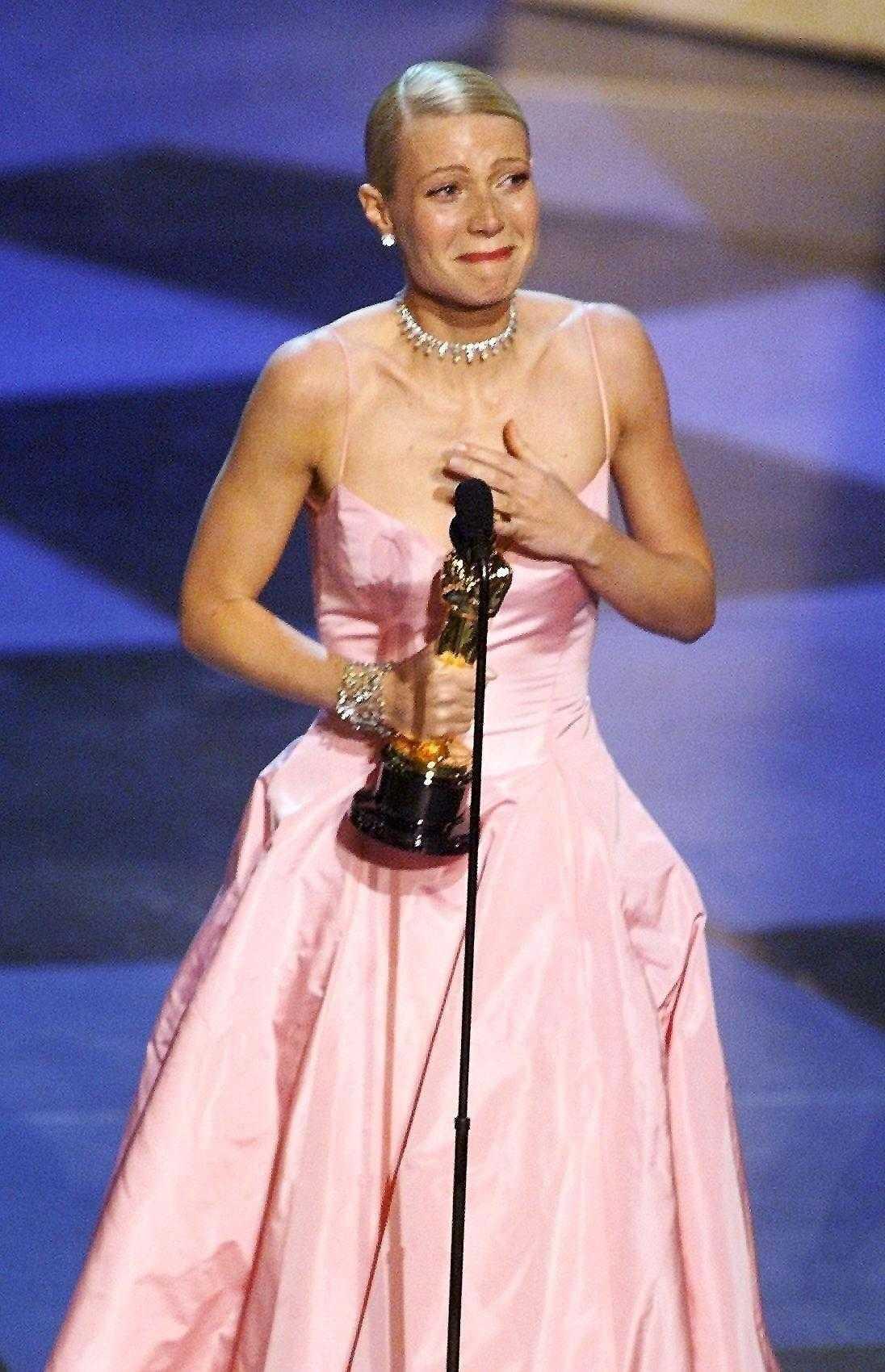 """Gwyneth Paltrow relembra a experiência de ter vencido o Oscar: """"Solitário e estranho"""" (Foto: AFP)"""