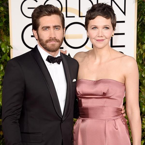 Os irmãos Jake e Maggie Gyllenhaal (Foto: Reprodução/Getty Images