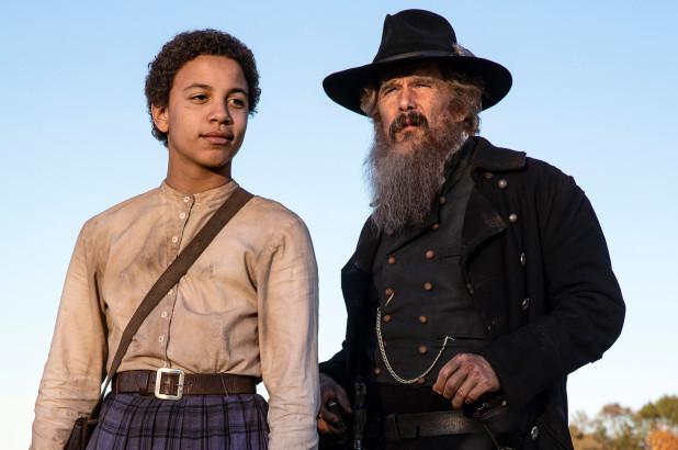 Joshua e Ethan Hawke em