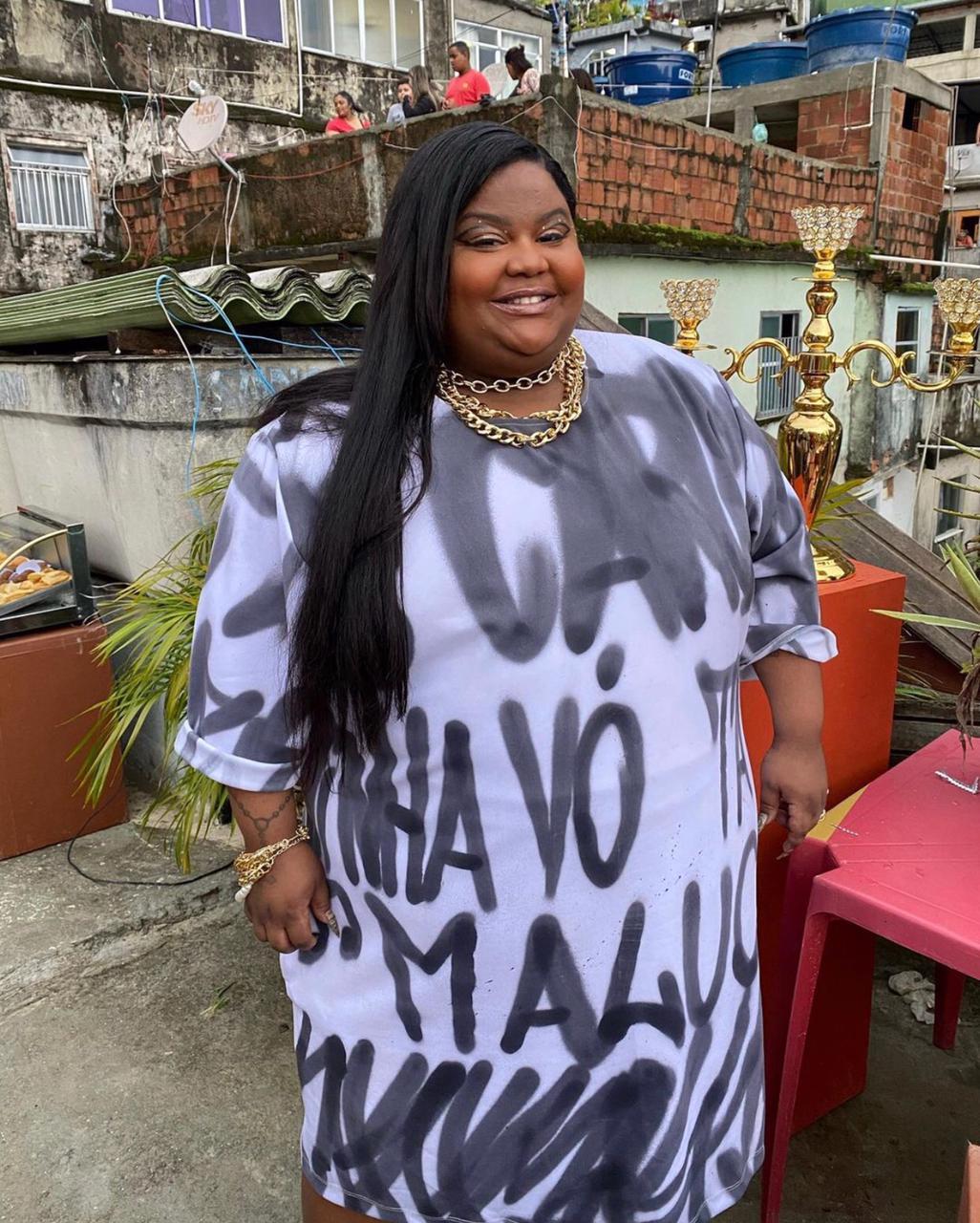 MC Carol revela estar preocupada com as favelas na pandemia: