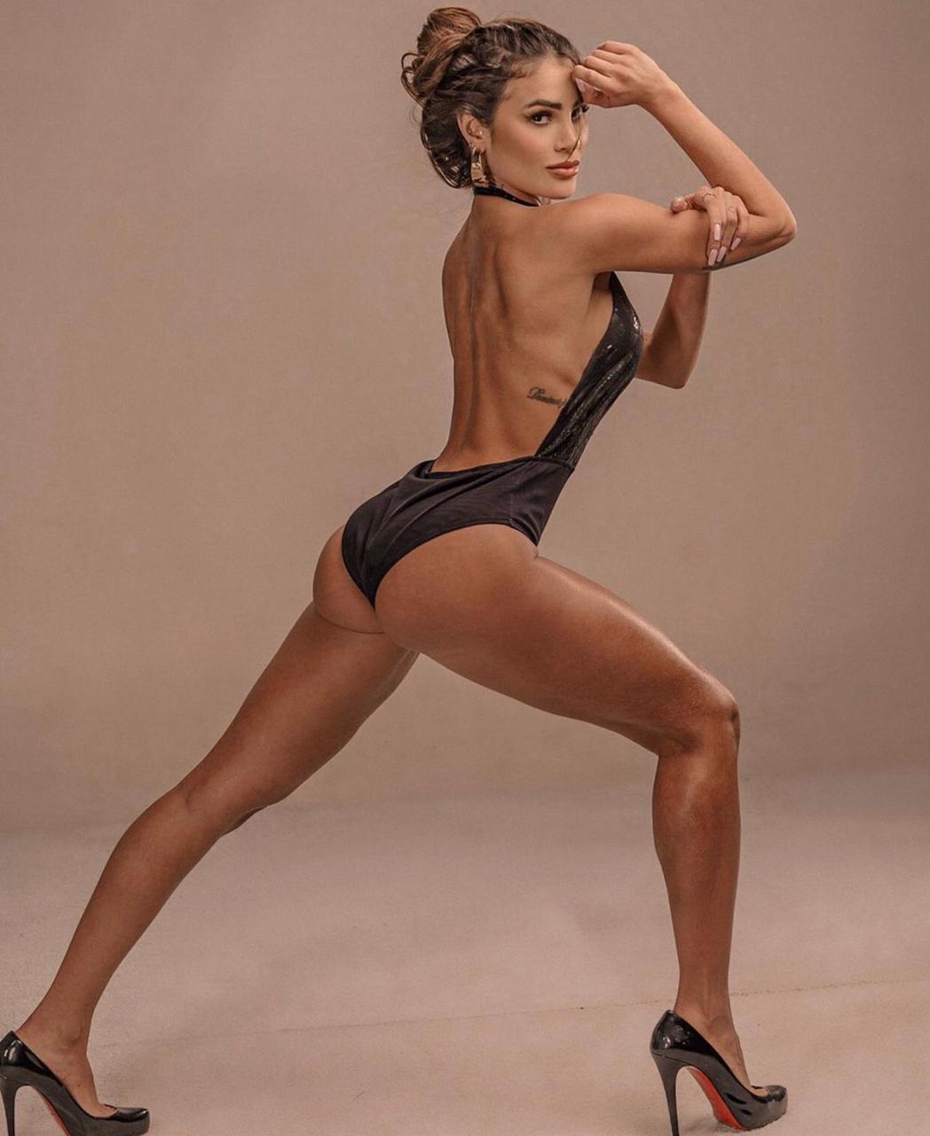 """Ex-bailarina do Faustão revela receber nudes sem pedir: """"Falta de respeito"""" (Foto: Reprodução/Instagram)"""