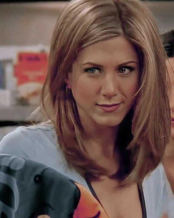 (Jennifer Aniston como Rachel Green de Friends, Reprodução)