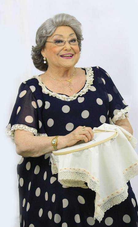Suely Franco promovendo peça on-line