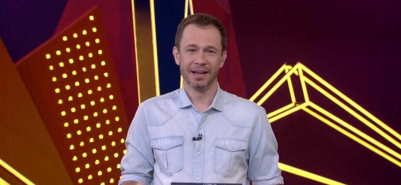 Tiago Leifert explica dinâmica do paredão da semana