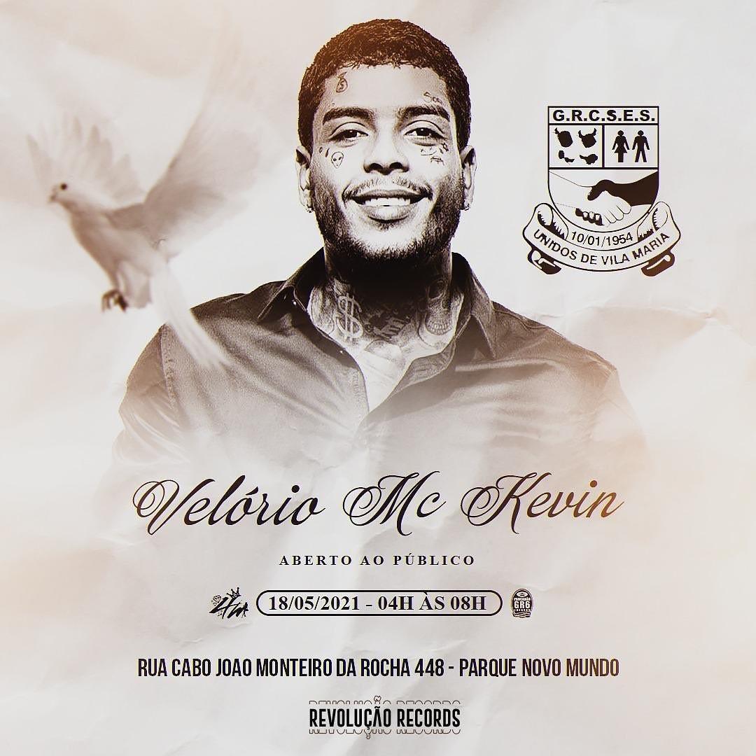 Velório MC Kevin