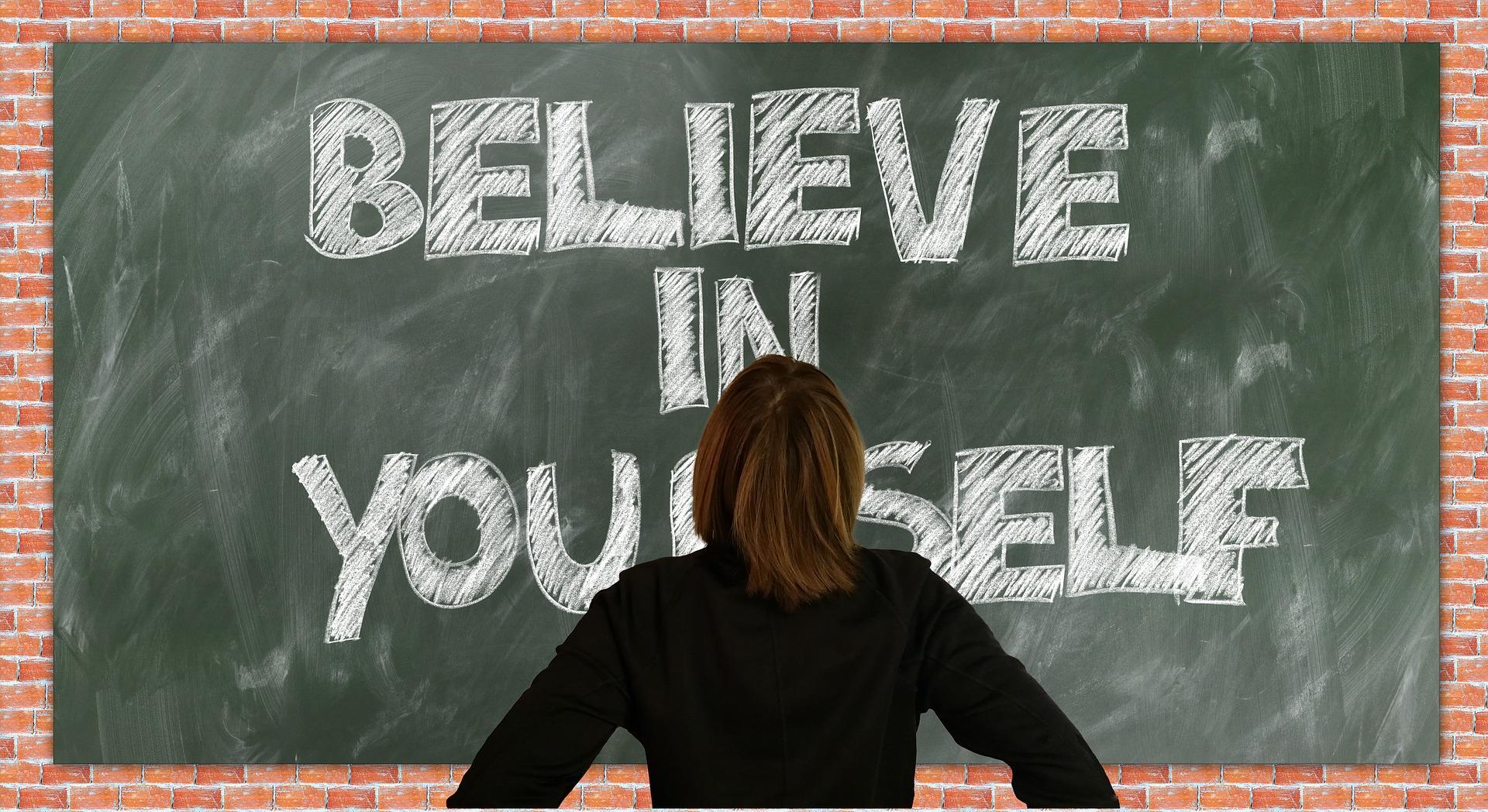 acredite, ouse, motivação, coloque em prática