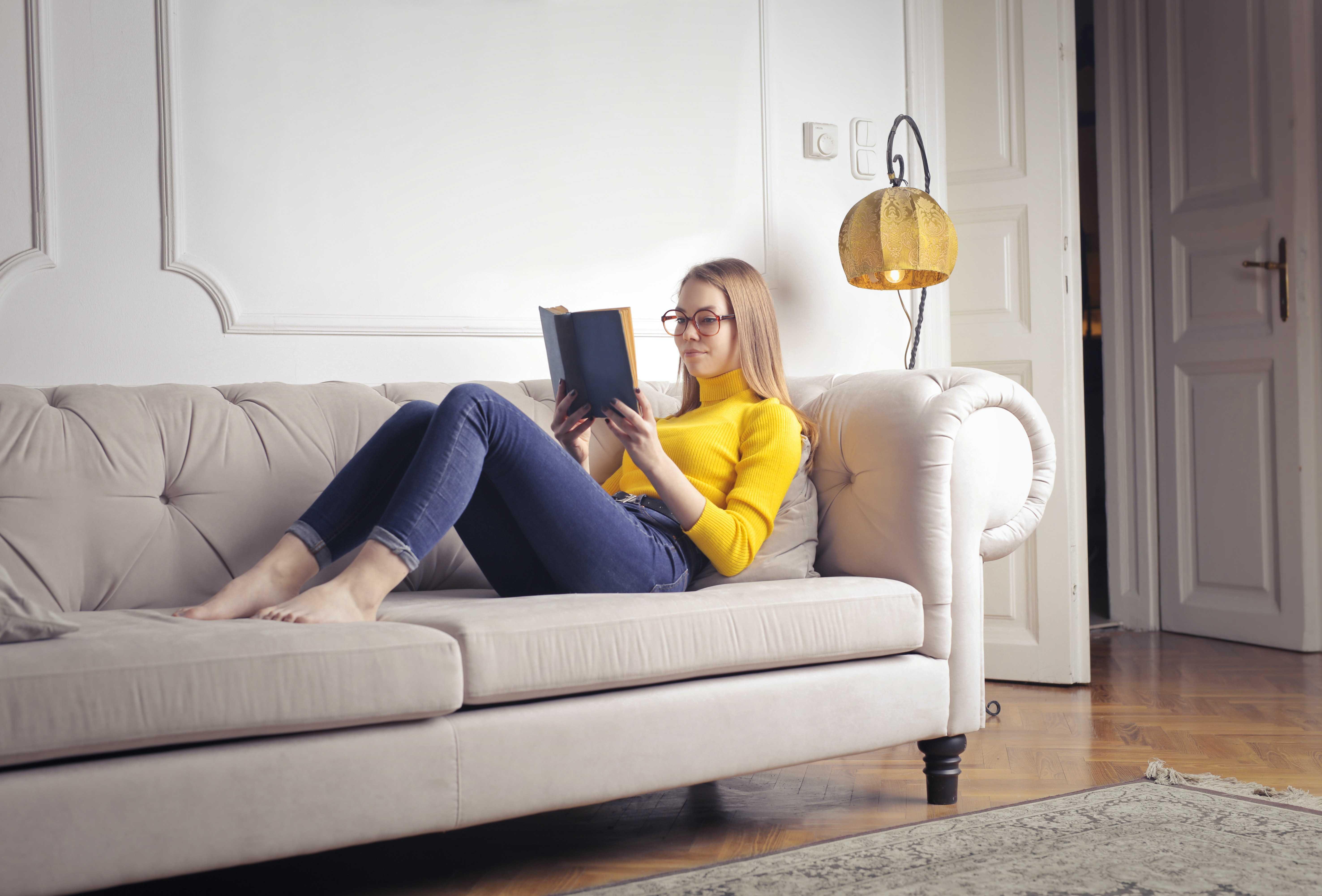 dormir, sono, leitura, saúde, benefícios do sono