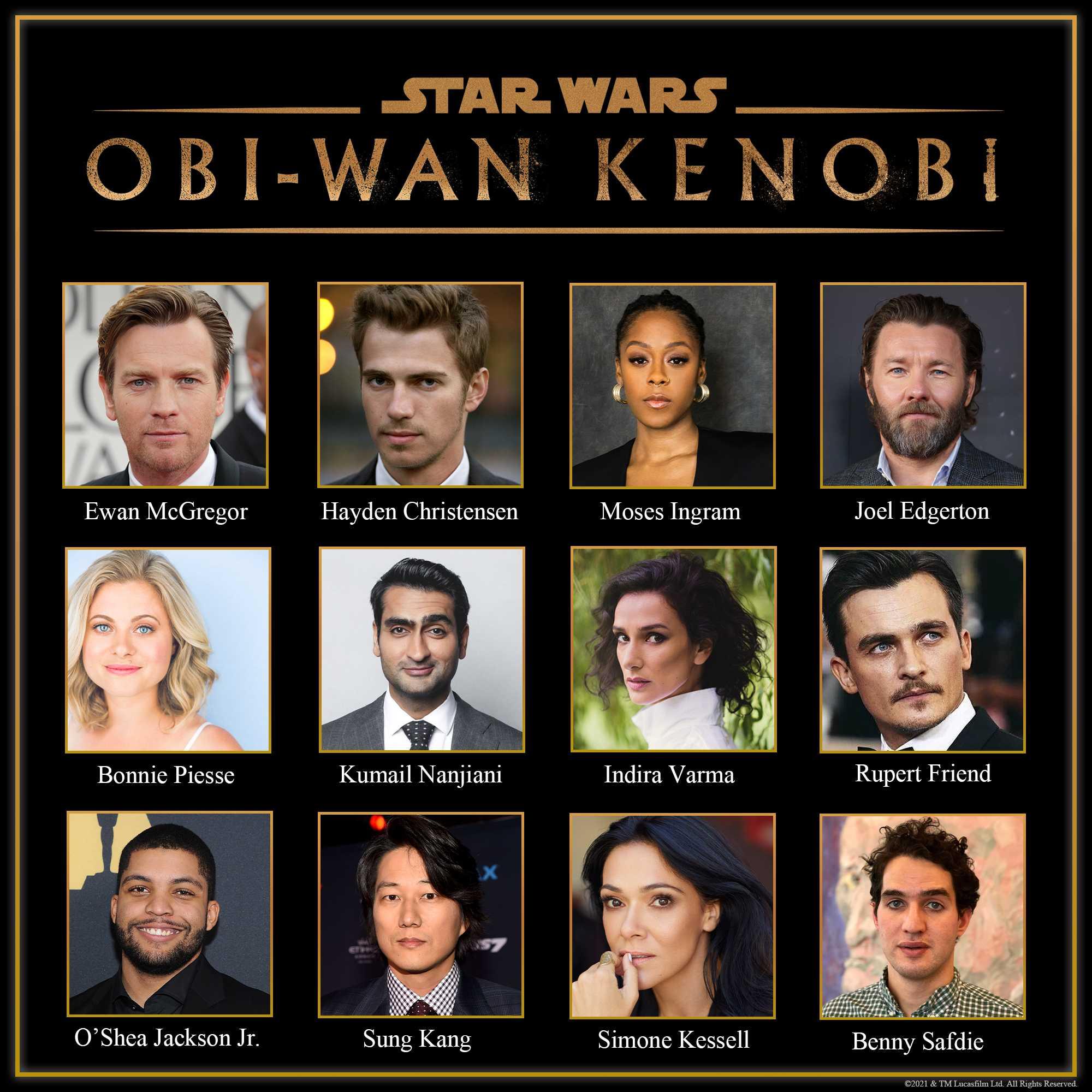 elenco obi-wan
