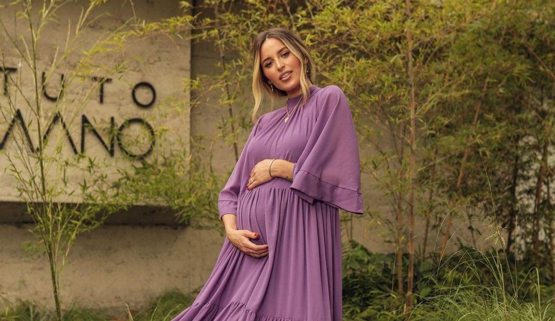 Lorena Carvalho fala um pouco mais sobre a gravidez no Instagram