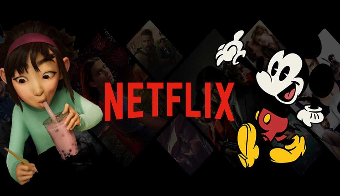 Netflix e a corrida para superar a Disney nas animações