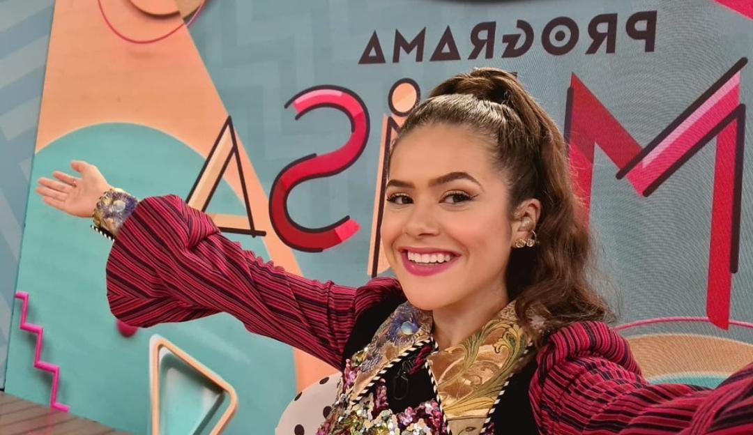 Maísa faz seu último episódio do seu programa na SBT e ganha presente