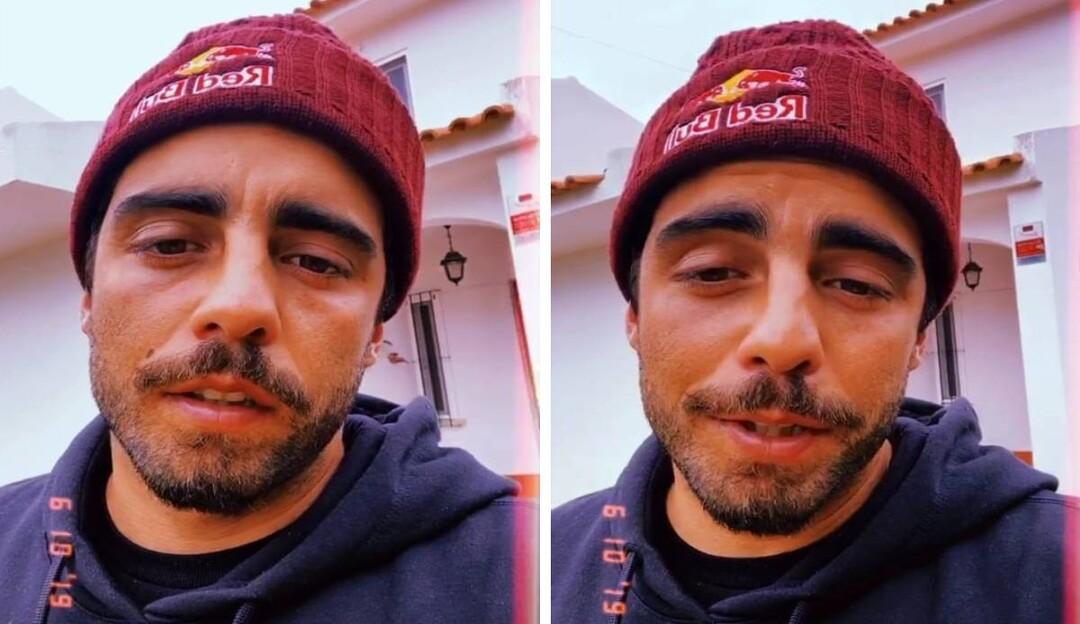 Pedro Scooby tem sua casa invadida em Portugal