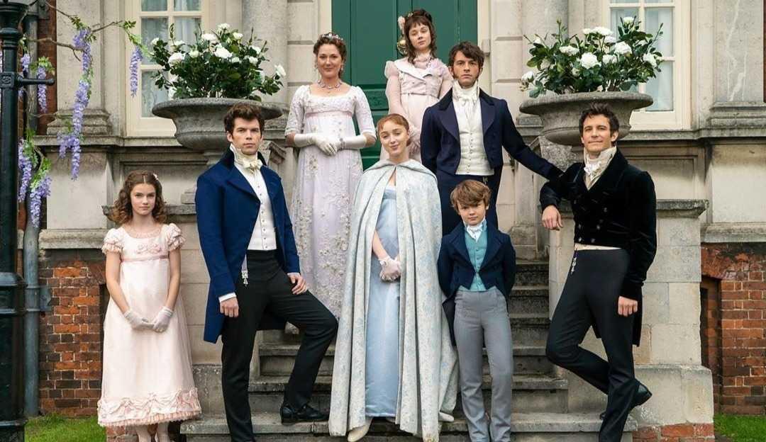 """Bridgerton"", nova série da Netflix ganha teaser"