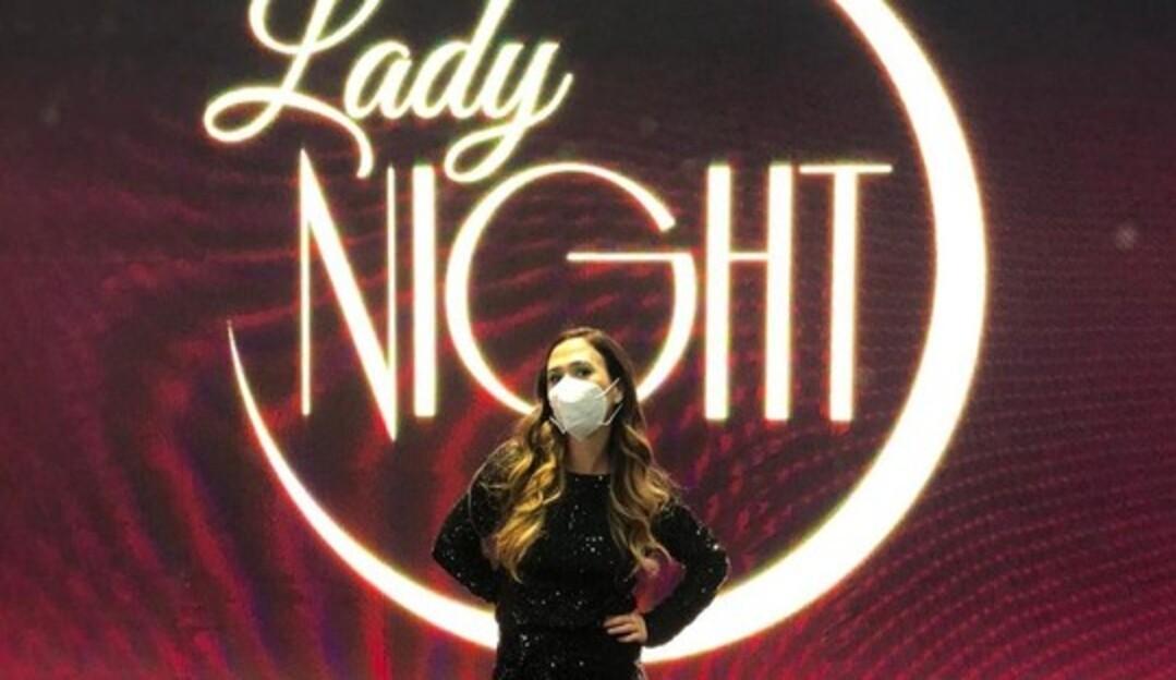 Tatá Werneck fala sobre a volta das gravações do Lady Night durante pandemia