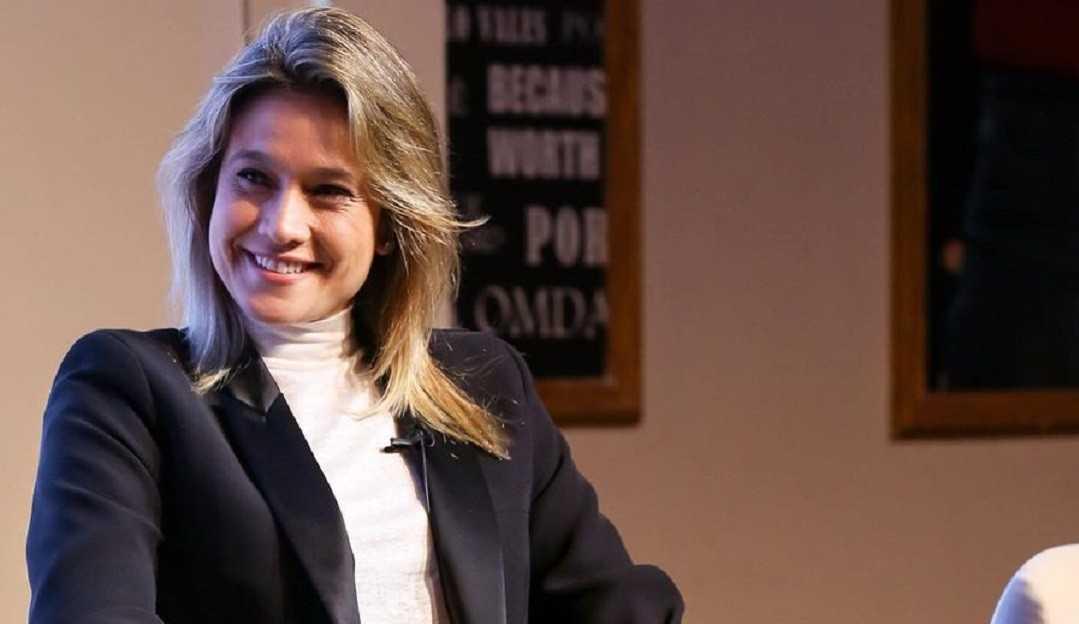 Fernanda Gentil revela sua admiração por Fátima Bernardes e pressão ao substituí-la