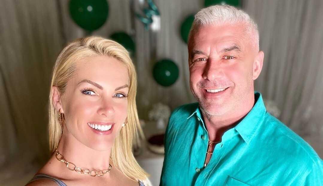 Marido de Ana Hickmann, Alexandre Correa, revela tratamento contra câncer