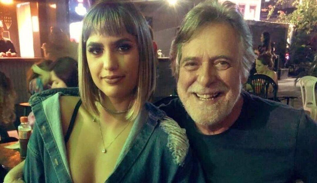 Noiva de Zé de Abreu diz não querer ter filhos