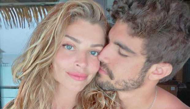 Caio Castro ironiza notícia falsa no Instagram
