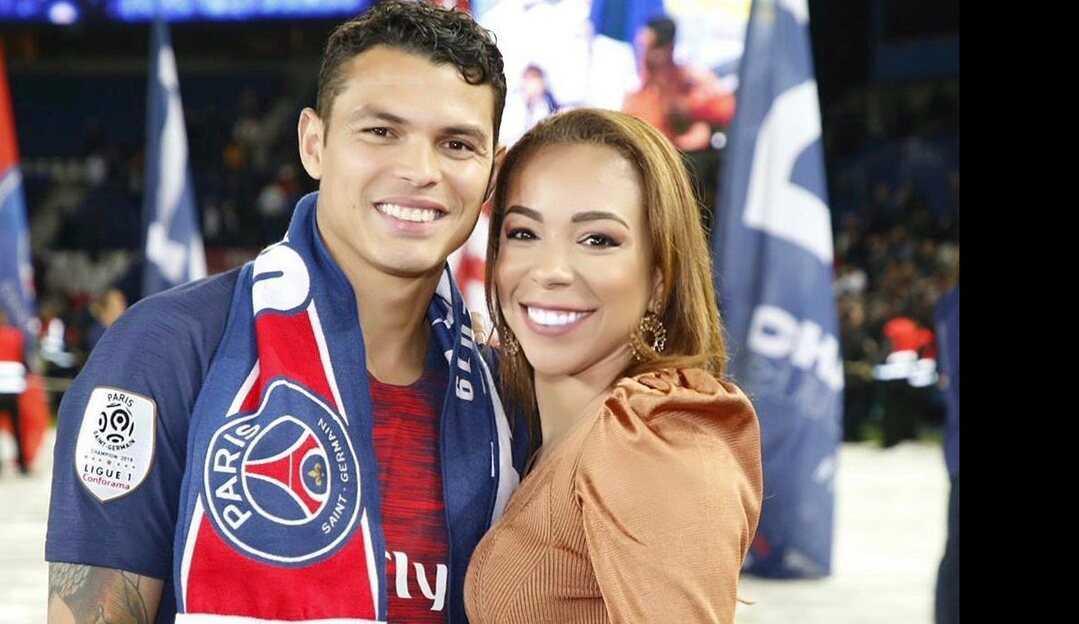 Belle Silva quer que Thiago Silva faça vasectomia