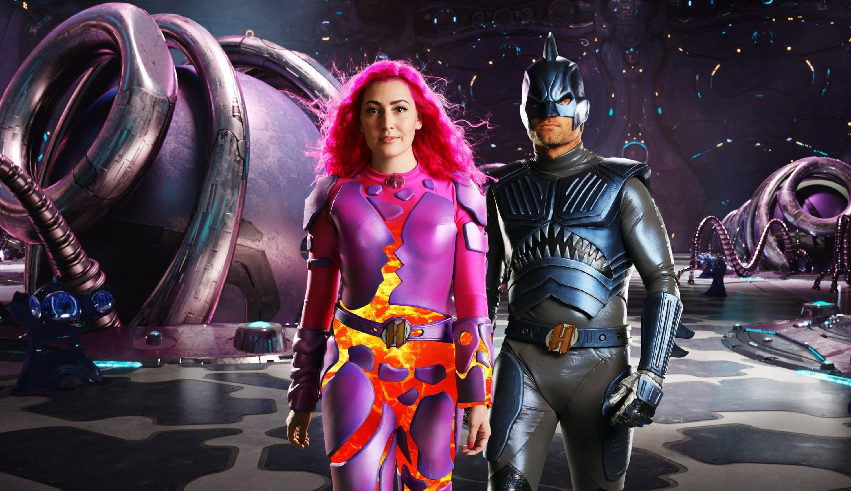 Pequenos Grandes Heróis: Filme que se passa no universo de Sharkboy & Lavagirl ganha primeiro teaser