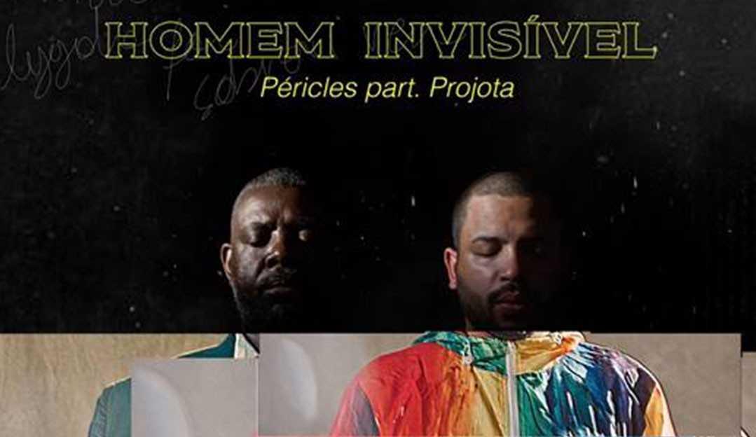 Péricles lança música em parceria com Projota na semana da Consciência Negra