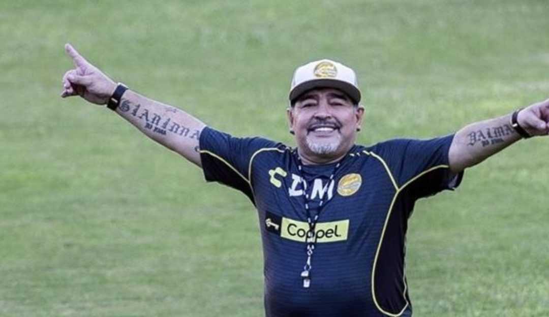 Morre Diego Maradona aos 60 anos