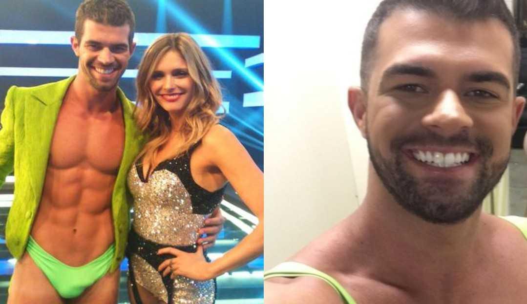 Mulher de Bruno, assistente de palco do programa 'Amor e Sexo', conta sobre estado de saúde do marido