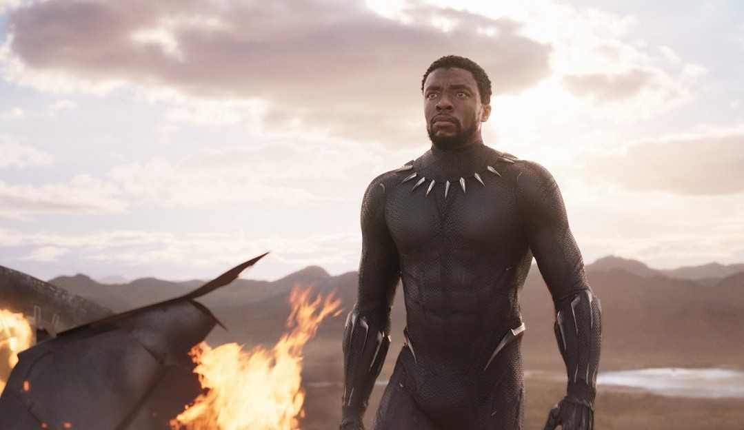 Marvel faz homenagem a Chadwick Boseman, o ator completaria 44 anos