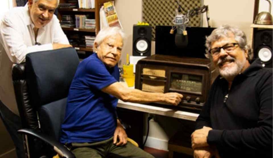 Cid Moreira divulga seu novo projeto: a Rádio Conhecer