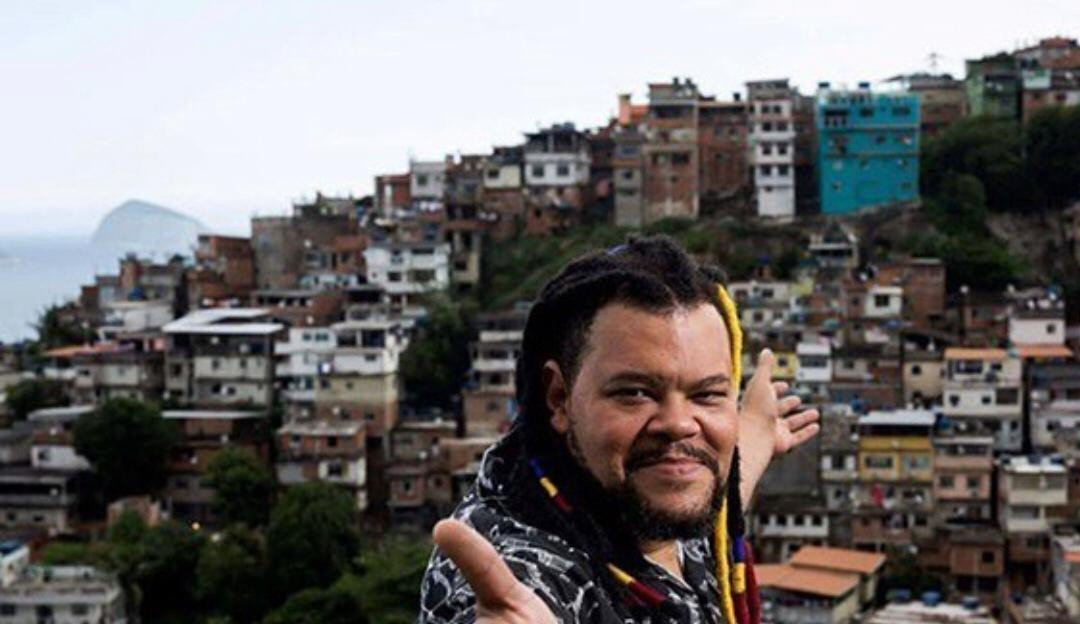 Babu Santana anuncia novo projeto na Globo