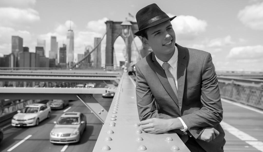 Teatro Bradesco fará uma live especial em homenagem a Frank Sinatra