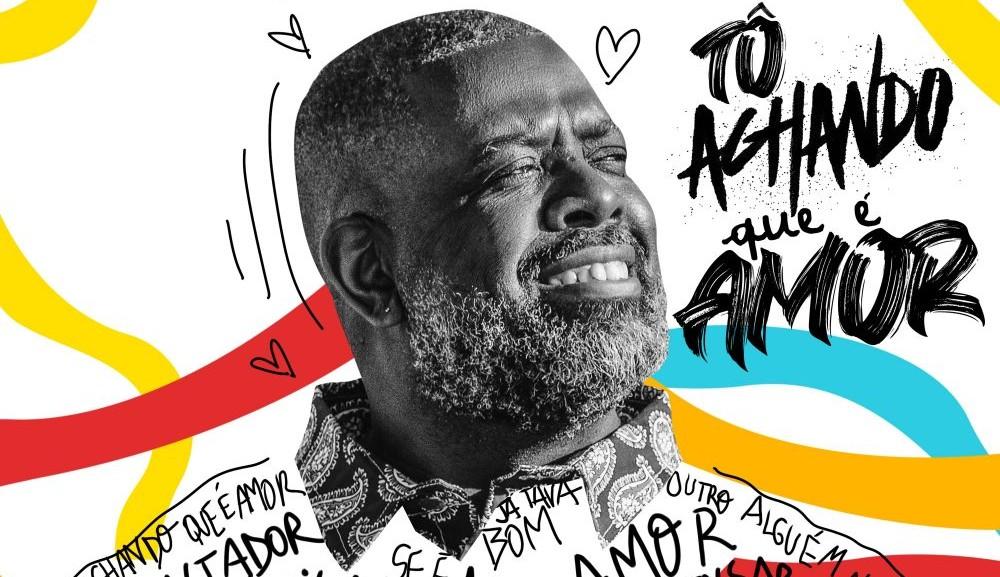 """Péricles finaliza álbum """"To Achando que É Amor"""" com duas faixas inéditas"""
