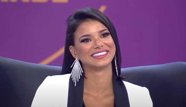 Jakelyne Oliveira participa do Hora no Faro e não foge de uma pergunta