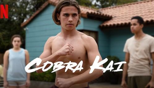 Netflix anuncia a chegada da terceira temporada de Cobra Kai