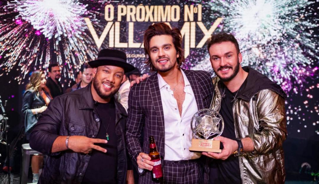 Jorge Augusto e Raffael são vencedores do reality 'O Próximo Nº1 VillaMix'