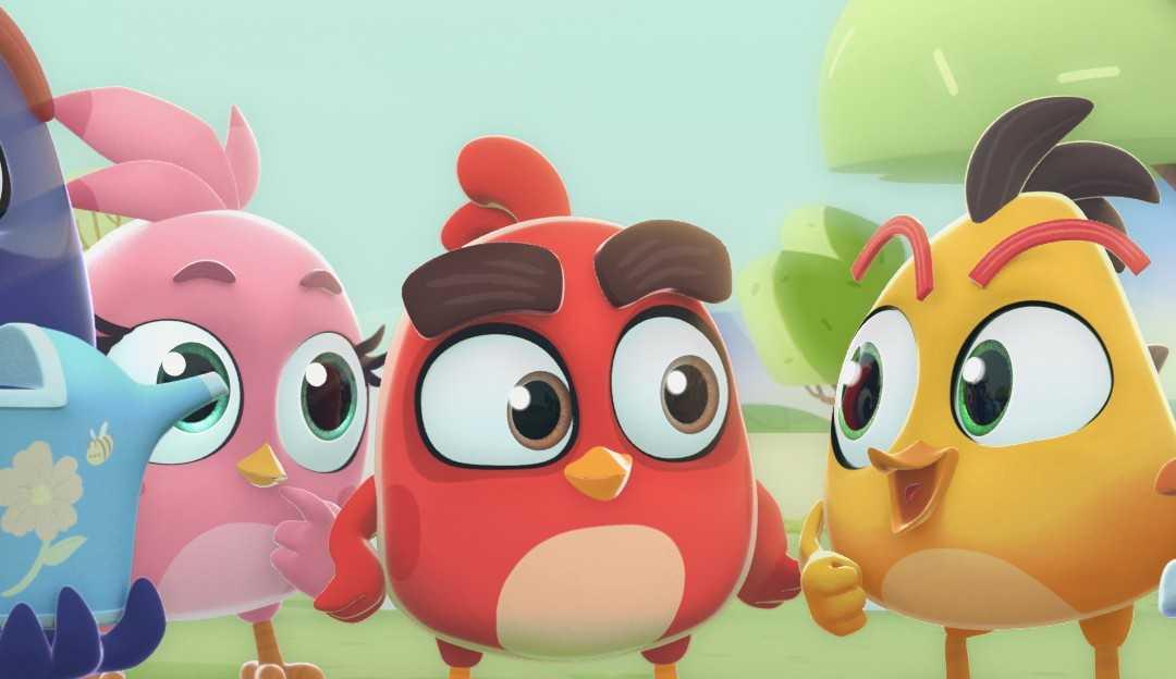 Produzida no Brasil, série Angry Birds Bubble Trouble estreia no YouTube