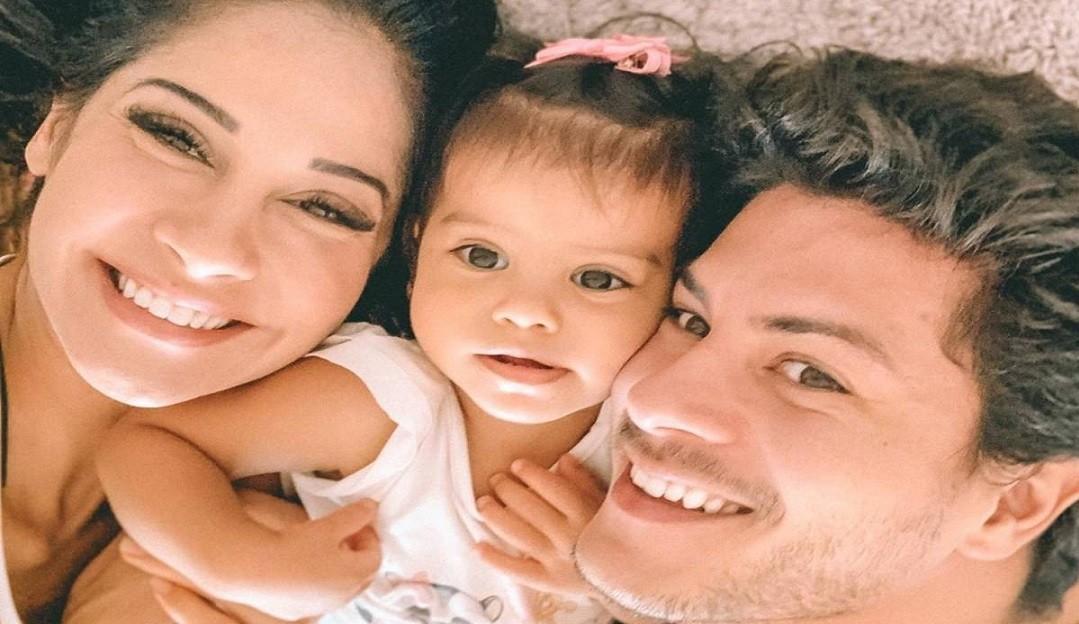 Mayra Cardi dispara elogios a seu ex Arthur Aguiar