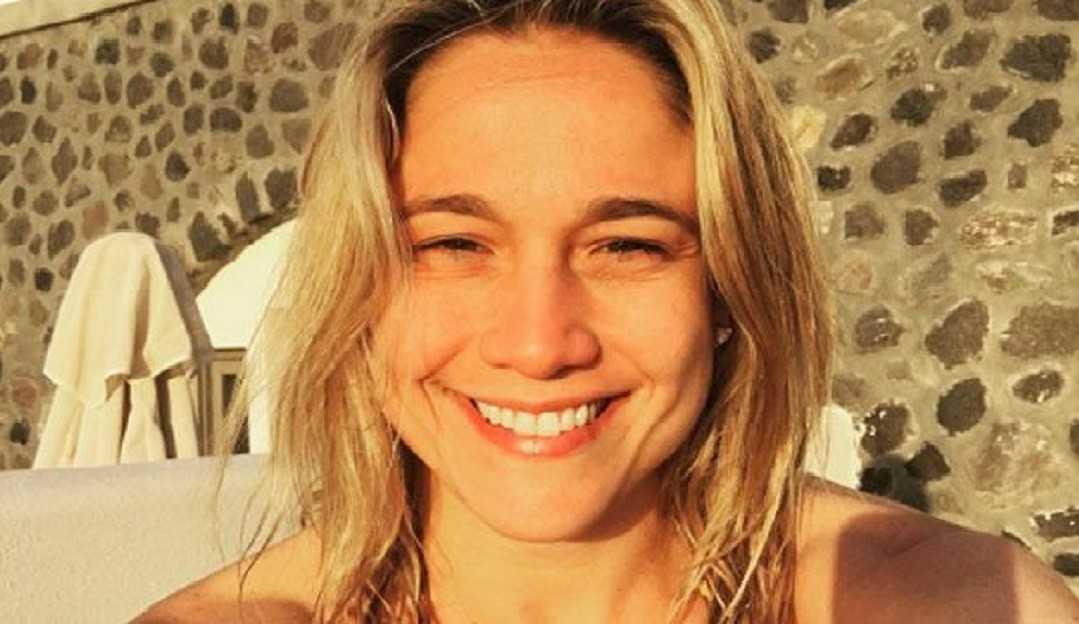 Fernanda Gentil faz alerta após ser diagnosticada com a covid-19