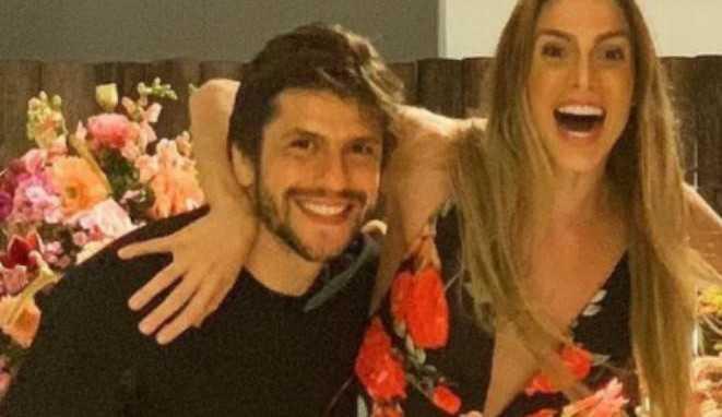 Vem bebê por aí! Bia Feres anuncia que está grávida de seu primeiro filho com Mauricio Sirotsky