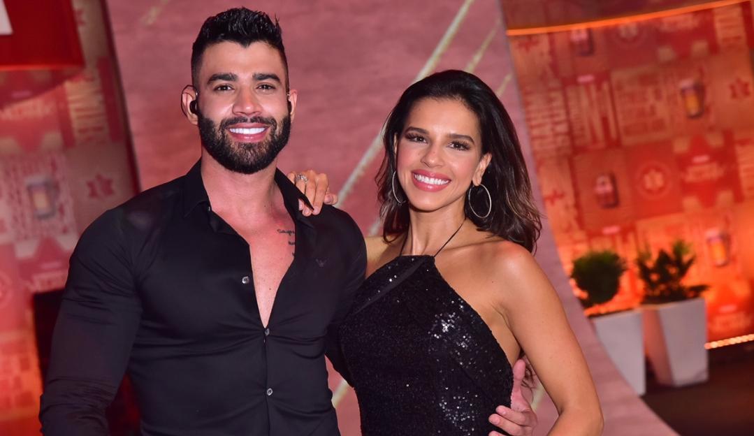 Mariana Rios e Gusttavo Lima negam o suposto affair
