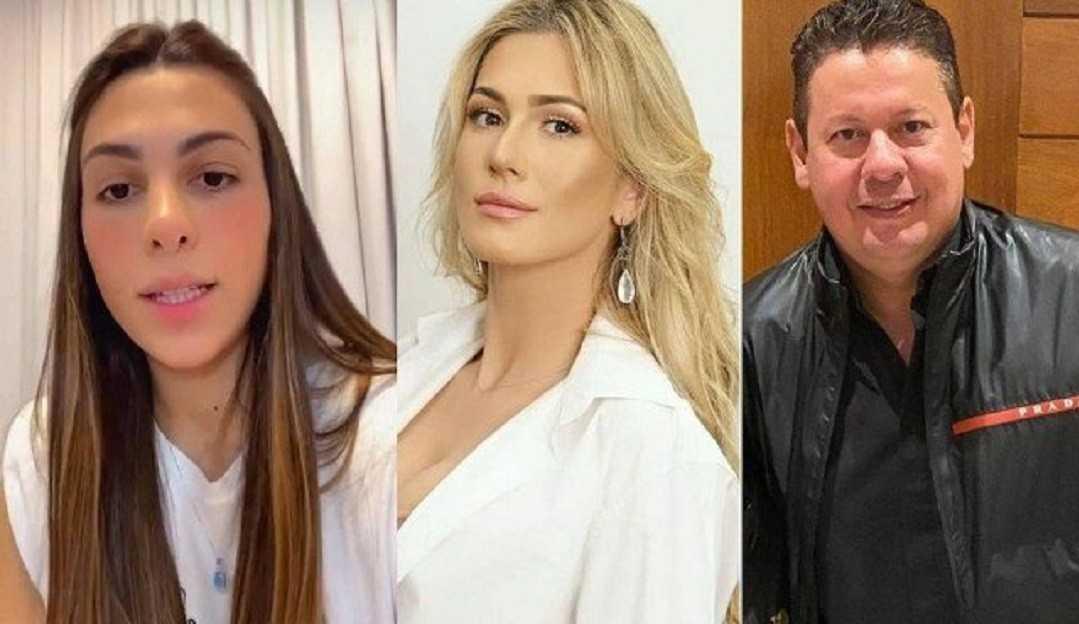 Ex-mulher de Marcos Araújo, Pétala Barreiros se pronuncia após ele assumir um novo romance com Lívia Andrade