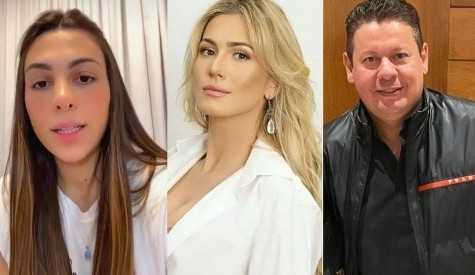 Lívia Andrade não aceita declarações na internet e afirma que não ficaria com homem por dinheiro