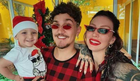 Christian Figueiredo e Zoo acabam de confirmar gravidez de segundo filho no Instagram