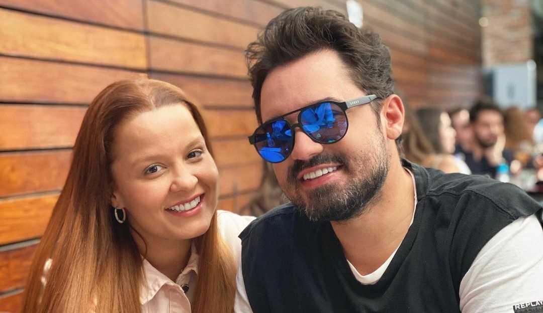 Fernando Zor posta clique apaixonado com Maiara e fãs se derretem