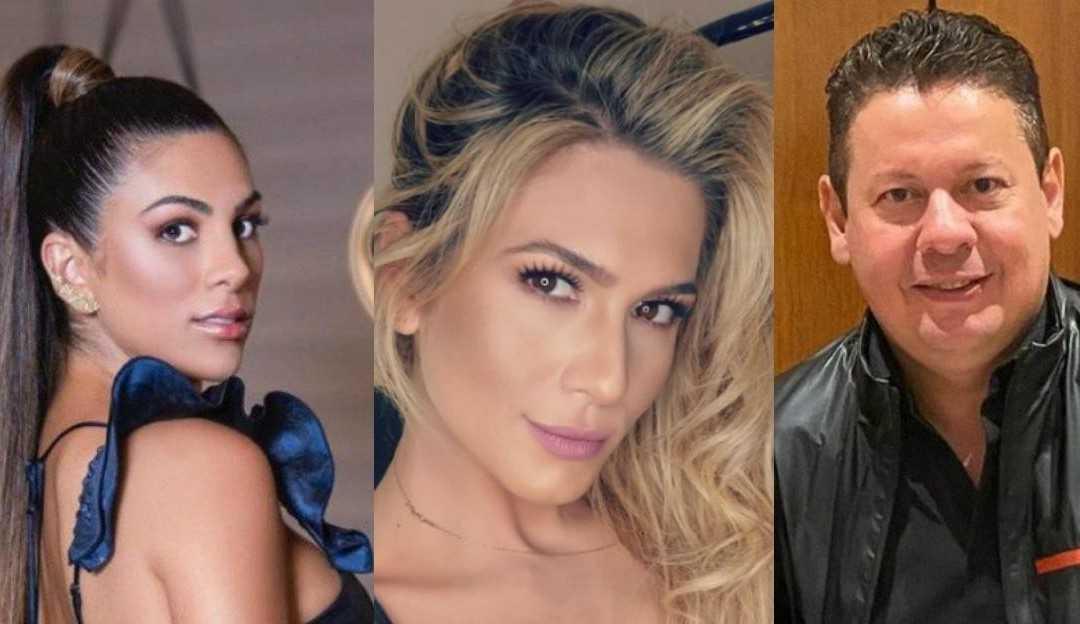 Entenda o caso de Pétala Barreiros que envolve Marcos Araújo e Lívia Andrade